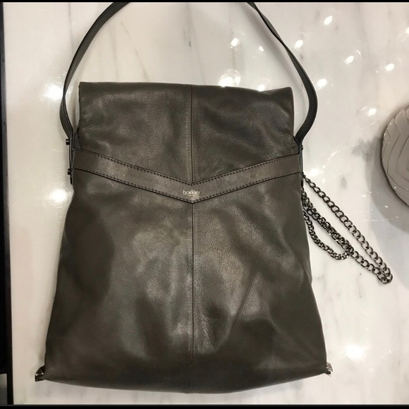 b331e4c49a9c Botkier Irving Hobo with chain details